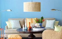 色彩至上 19个全新沙发墙配色方案