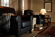 舒适惬意风沙发区搭配