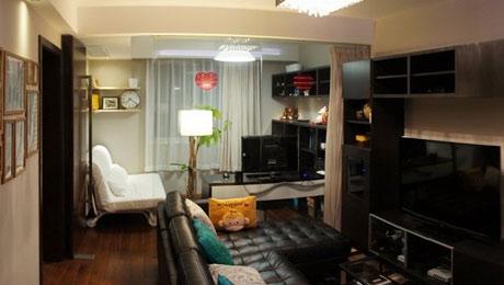 1.5万省装70平两室 小户型扩容四大法宝