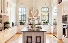越做越美丽 10款美式开放式厨房