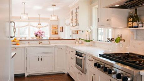 浪漫厨房SHOW 13款开放式厨房