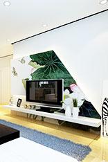 创意和灵感电视墙