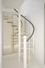 有弧度才美丽 18个回旋楼梯欣赏