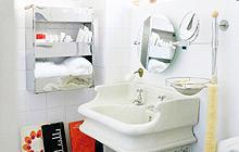 整洁卫生间必备 18款收纳效果图