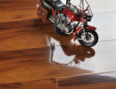 肯帝亚地板特色推荐 镜面地板的双重魅力