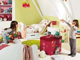 如何让孩子在家像在游乐园一样!