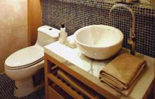 卫浴间风水禁忌三大原则
