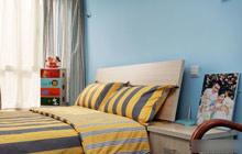 解读色彩性格 8种方法教你搭配缤纷卧室