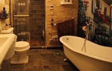 浓浓的复古风韵 8款美式古典风卫浴间