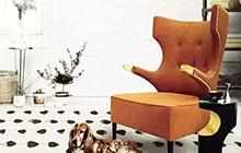 12个高靠背沙发 轻奢时尚新体验