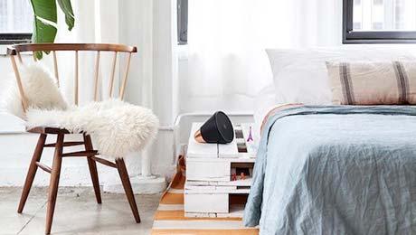 旧物不要扔 11个旧物改造变身床头柜