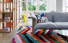 11个客厅地毯效果图 舒适柔软更增温