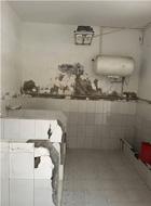 糟糕的洗浴环境