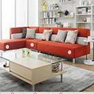 红苹果 家私布艺沙发 AP66
