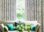 4、窗帘需保养,不同材质不同清洁法门